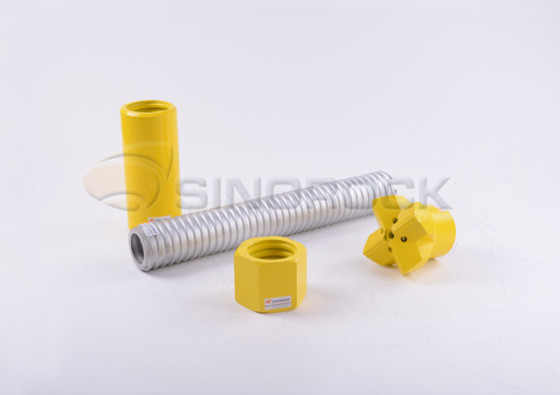T103 self drilling rock bolt