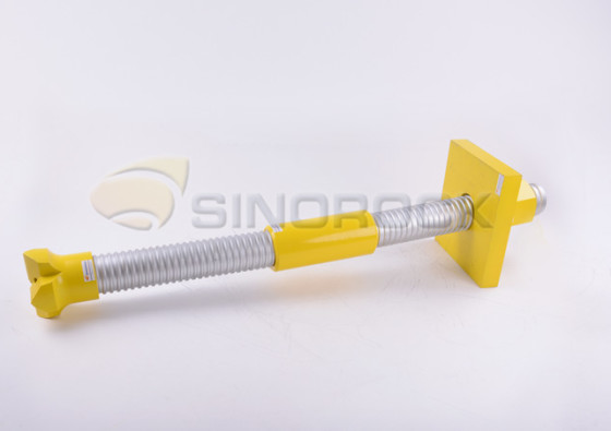 T111 self drilling rock bolt