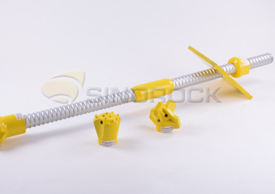 T40 self drilling rock bolt
