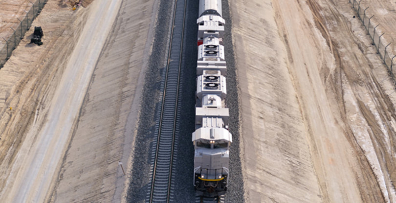 Etihad Rail Project