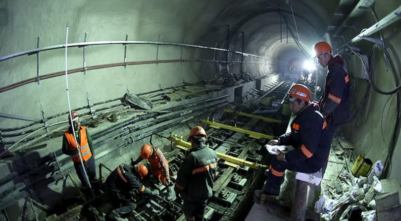Marmaray Tunnel in Istanbul
