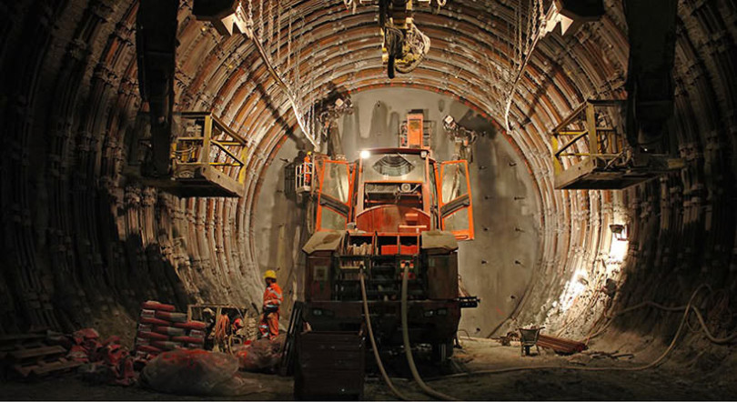 Longest and Deepest Rail Tunnel