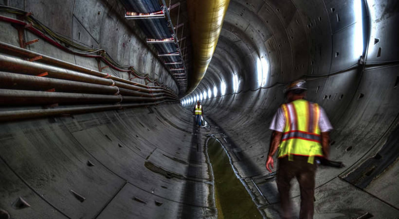 Qatar Rail Completes 100km of Tunneling across Metro Project