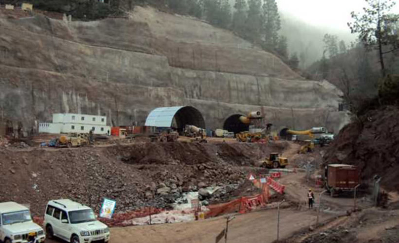 India's Longest Road Tunnel to Open in 2016