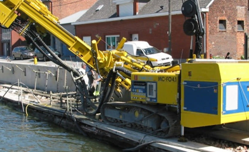 Construction Technical Requirements of Self Drilling Anchor