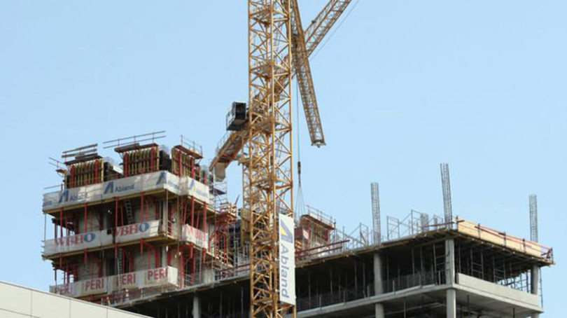 UK construction activity is depressed since October